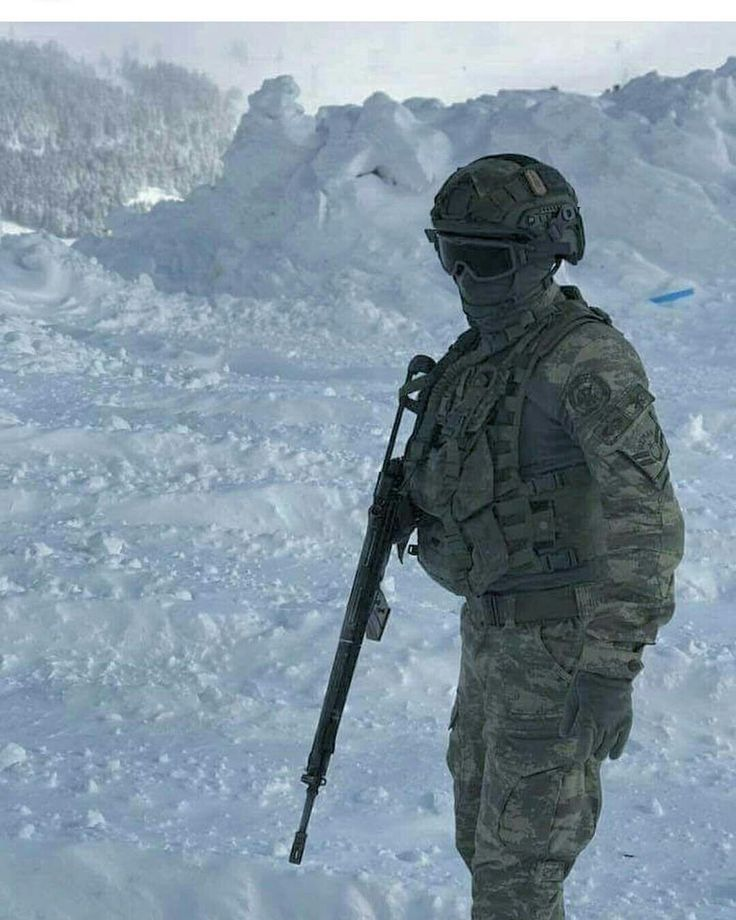Turkey Special Operation Gendarme Commando -JÖH-