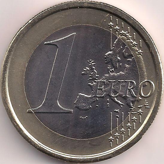 Wertseite: Münze-Europa-Südeuropa-San Marino-Euro-1.00-2008-2015
