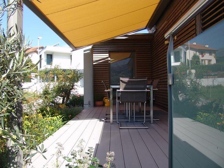 14 besten wpc terrasse bilder auf pinterest terrasse flachdach und garten. Black Bedroom Furniture Sets. Home Design Ideas