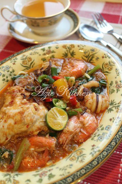 Azie Kitchen: Mee Bandung