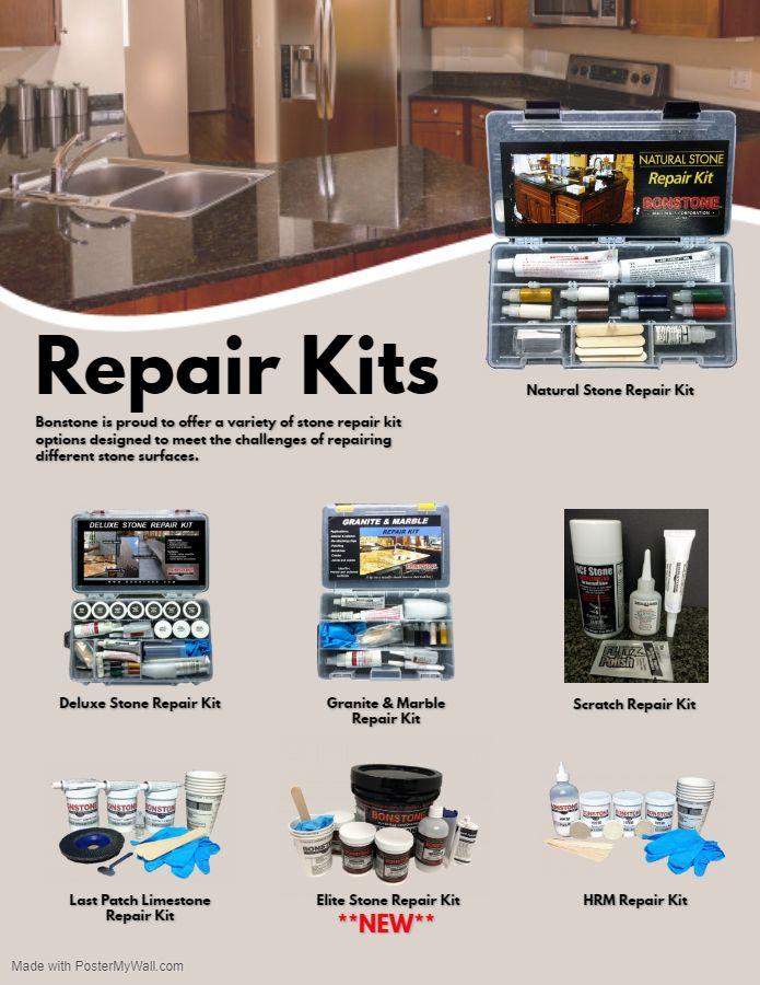 Pin By Bonstone Materials Corp On Repair Kits Repair Granite Shopping