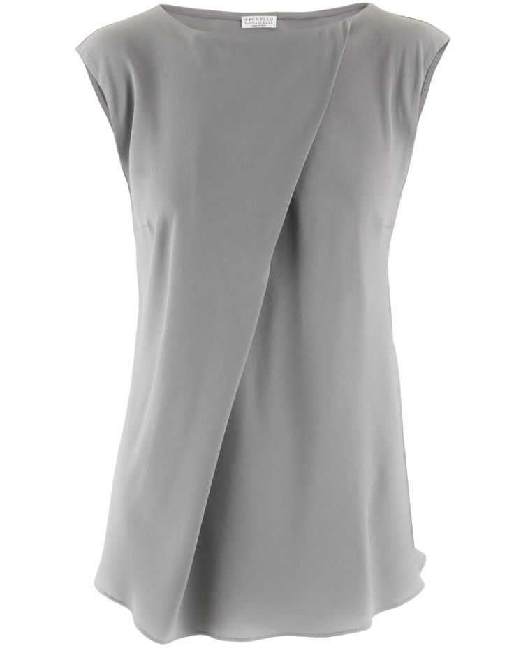 La blusa gris