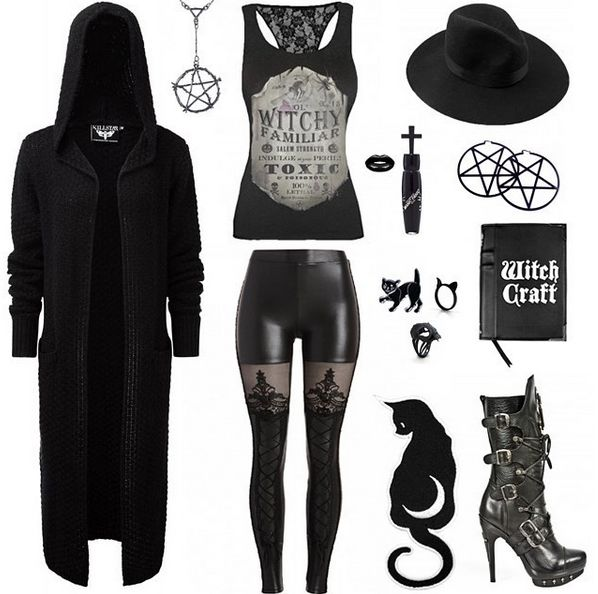 Not sure about the leggings and boots, but love the cloak/cardigan/jacket thing