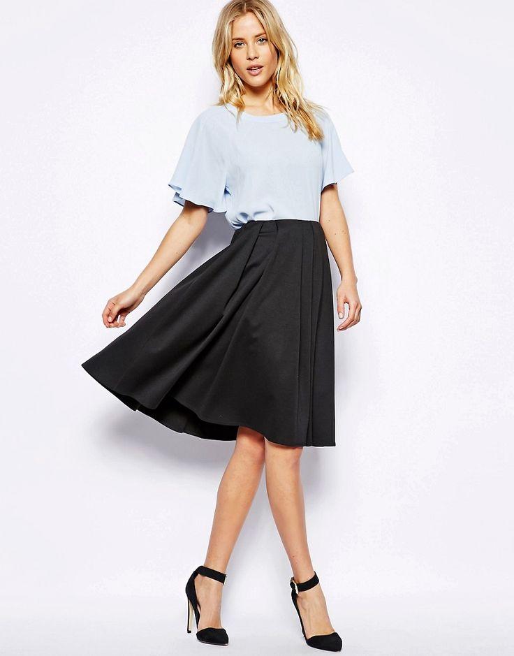 Skirt Black | Dress Journal