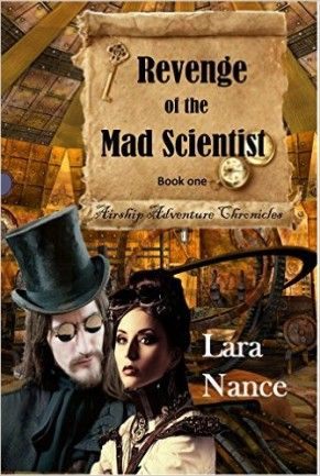 Enter our Steampunk eBook Contest to win $25 Amazon gift card and a free copy of  Revenge of the Mad Scientist by Lara Nance http://www.storyfinds.com/contest/18678/steampunk-ebook-contest