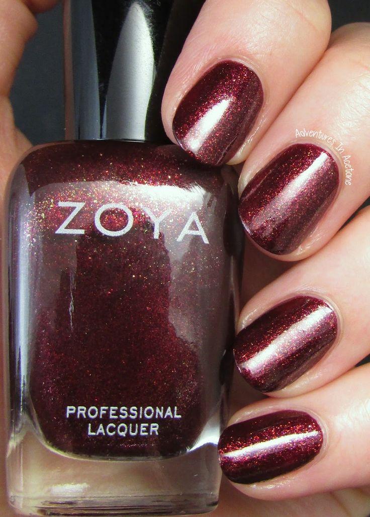 Zoya - India. Ignite Collection