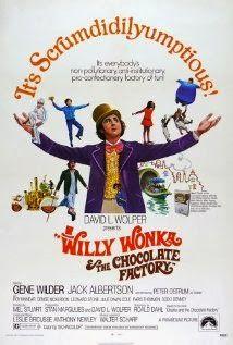 BookWorm & BarFly: Dal libro al film: La fabbrica di cioccolato - Roald Dahl (1964)