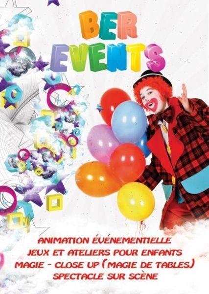 vous propose une animation avec thème pour tous vos événements. Vous bénéficierez de plusieurs services : Animation Dj, Clown, Magie, jonglerie, Mascottes, Maquilleuse, Equipe d'acrobate danseur, Géants, Spectacle de feu, et pleines d'autres surprises,… Notre équipe maintiendra une écoute attentive à votre doléance pour œuvrer au Anniversaire, événement scolaire, fête mieux vos Evénements. Contactez nous. GSM 0656989026