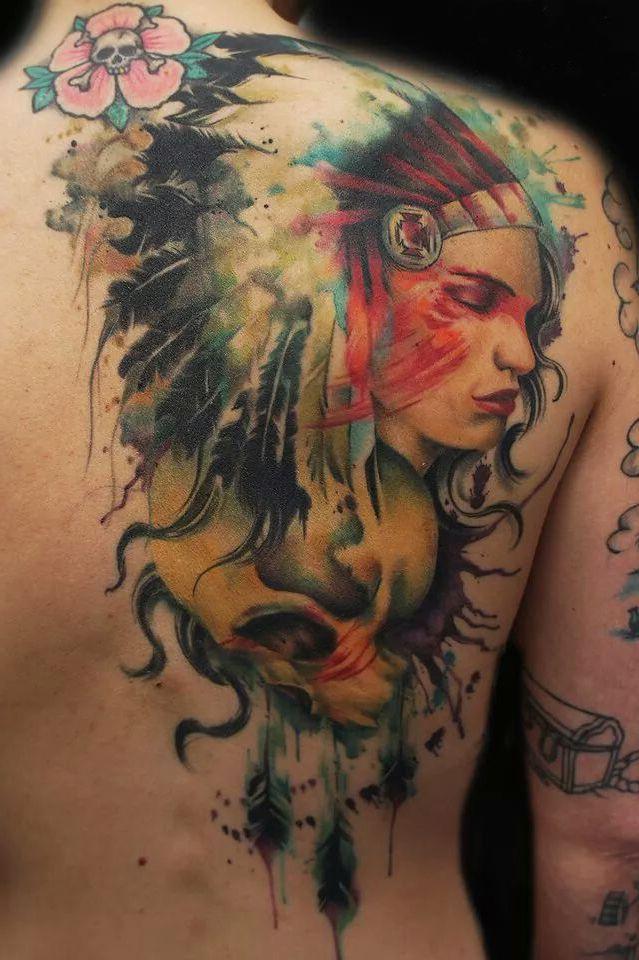 best 25 indian girl tattoos ideas on pinterest