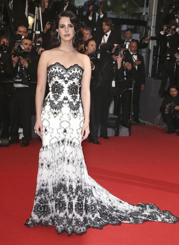 Lana del Rey - Cannes