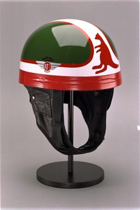 Davida Clic Pudding Bowl Motorcycle Helmet