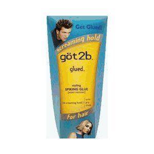 Got 2b Glued Spiking Glue 6-Ounce Tubes (Pack of 3)  Price: $21.97
