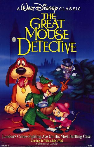 Can't believe it wasn't a childhood favorite! Oh well. Never is too late to fall in love with classic Disney all over again!