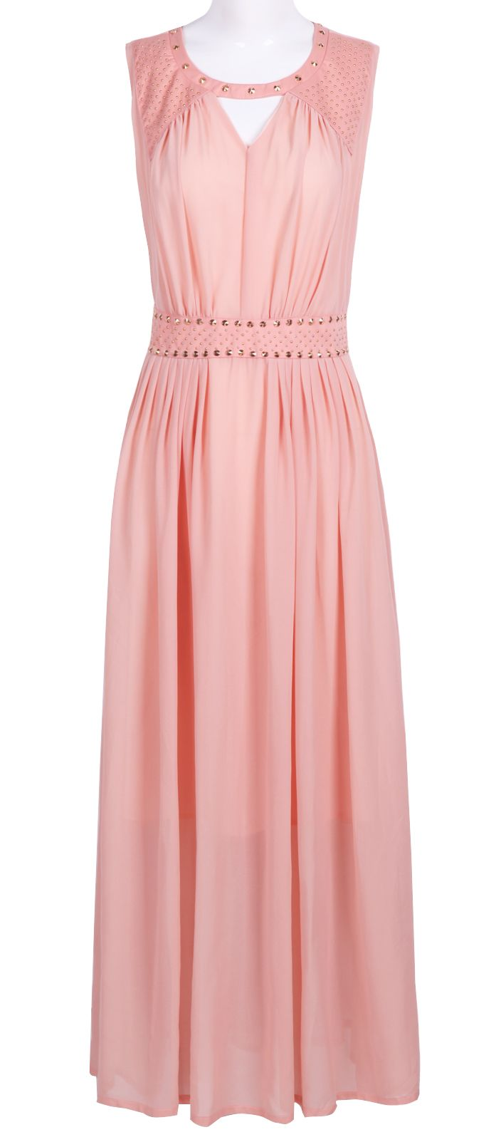If this was a little more pink and less pastel id wear this as a wedding dress