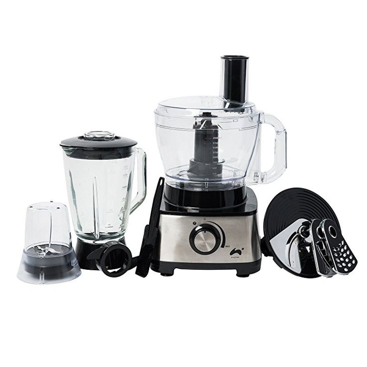 Ovation 1000W Multifunctional Food Processor with 2.4L