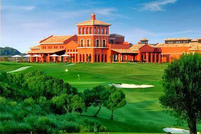 La Reserva Golf resort.