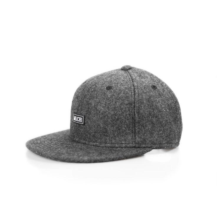 Mucri Snapback - Grey