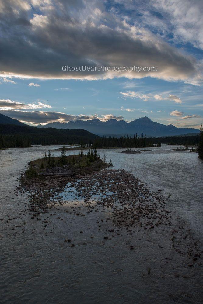 Canadian Landscapes - GhostBearPhotography.com #nationalparks #jasper