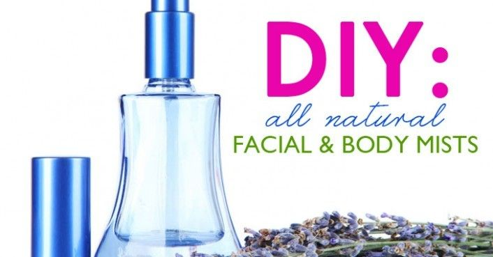 5 All-Natural Facial and Body Mists to Battle Breakouts and Ultra Dry Skin