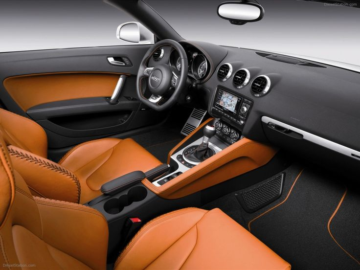 2008 Audi TTS Roadster cockpit