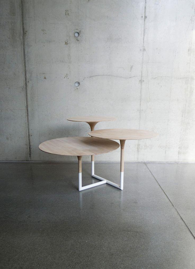 Maria Bjørlykke . chanterelle table