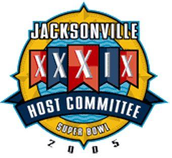 super bowl 1993 logo | Super Bowl Alternate Logo (2003) - Super Bowl XXXIX Host Commitee ...