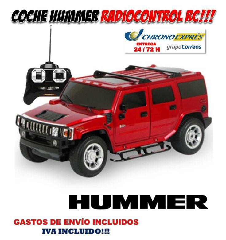 #coches #radiocontrol #teledirigidos #comprar #ofertas #descuentos #tienda #regalos #juguetes #baratos Coche teledirigido por radiocontrol RC Hummer. Tienda de juguetes donde comprar coches radiocontrol baratos. Ofertas y descuentos en juguetes. http://www.yougamebay.com/es/product/tienda-coches-teledirigidos-baratos-comprar-coche-radiocontrol-rc---yougamebay