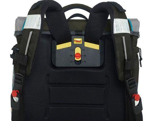 Ранец школьный MC Neill ERGO Light COMPACT Дакар 9604154000 - заказать по привлекательной цене в интернет магазине Канцеляркин
