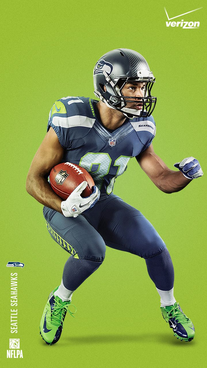 Watch Golden Tate soar with this exclusive smartphone wallpaper from  Verizon Wireless.