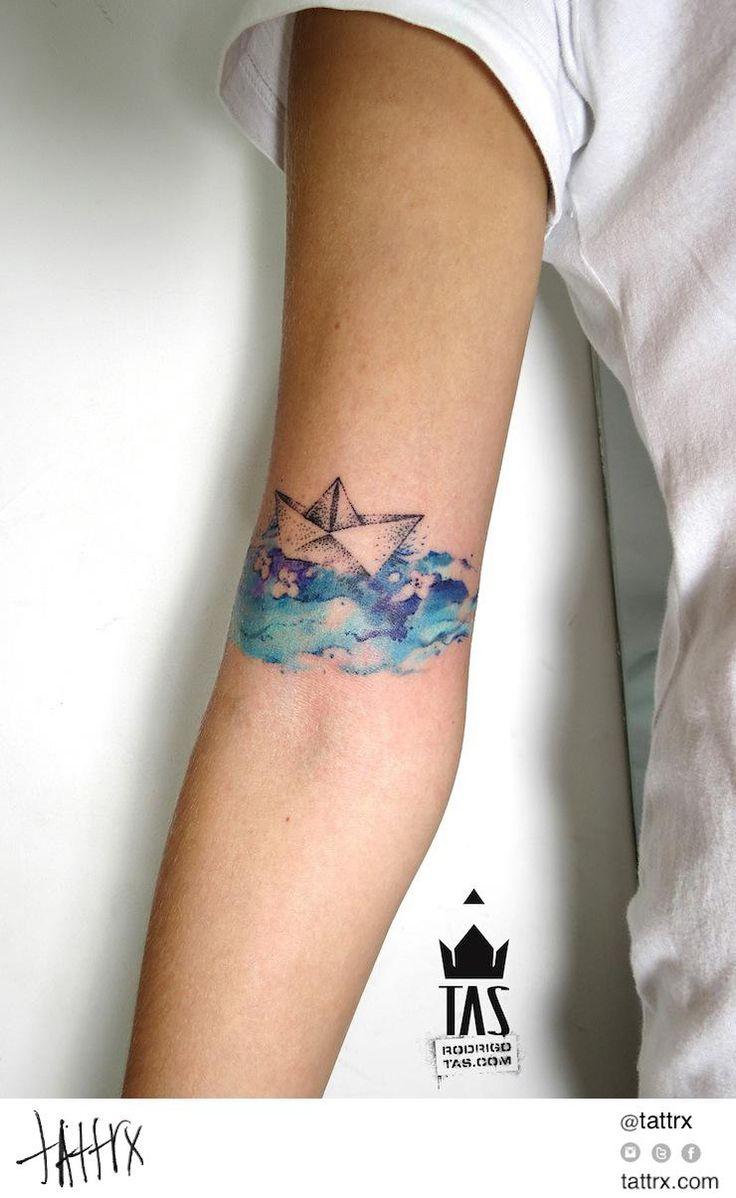 Rodrigo Tas - Tiny Sailboat
