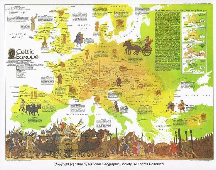 Celtic Europe: