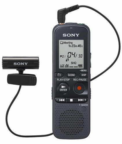SONY Digital Voice Recorder ICD-PX312