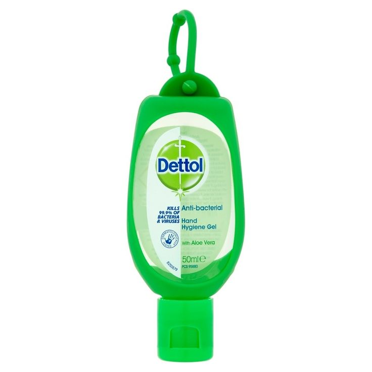 Cheap Shop Dettol Antibacterial Soothe Hand Sanitizer 50ml Free