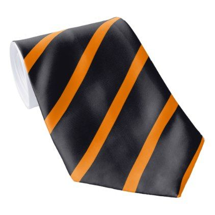 OPUS Ultimate Eigengrau with Orange Tie  $43.10  by roceskori  - cyo customize personalize diy idea