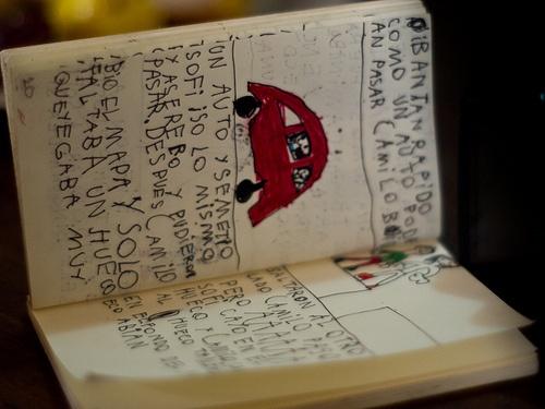 Manuscrito Iluminado del S. XXI
