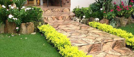 Dise o y construcci n de jardines en panam jardines for Decoracion de jardines en panama