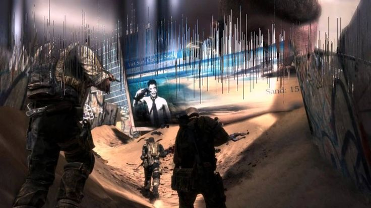 Spec Ops The Line PC 2012 Gameplay