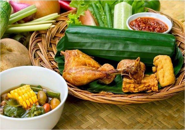 Resep makanan sunda praktis