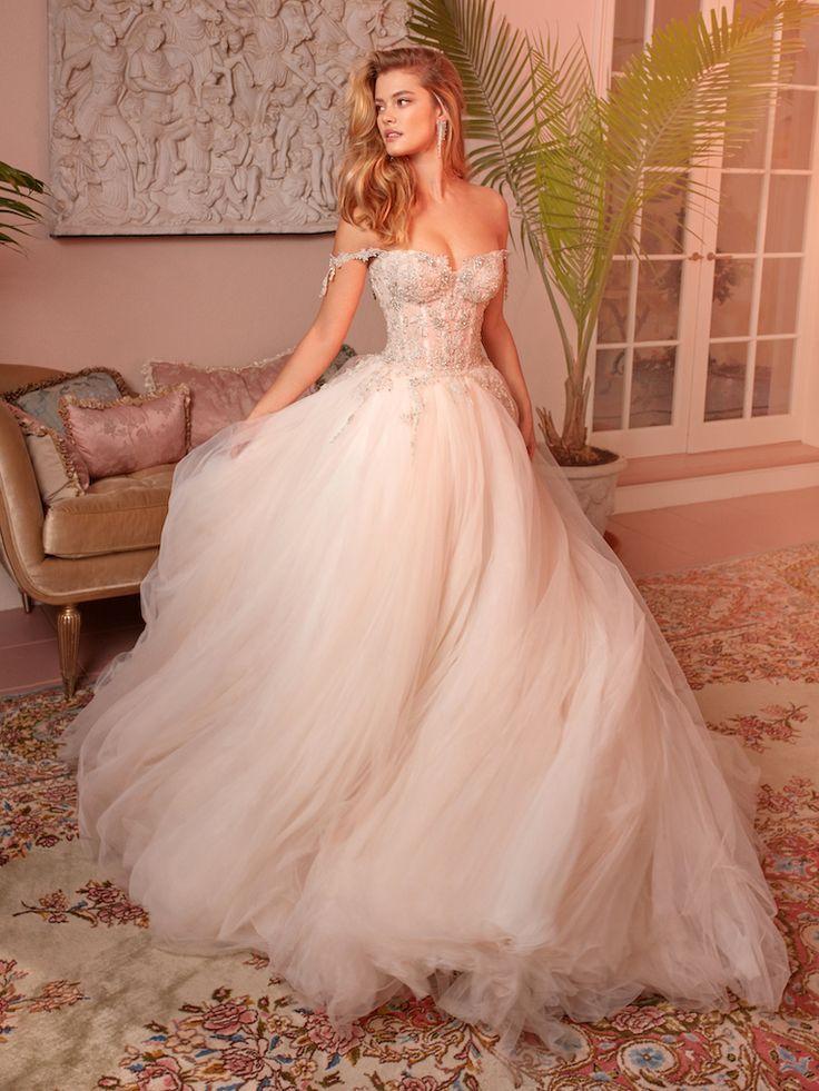 Gl M Couture Wedding Dress Trends More Galia Lahav Wedding Dress Trends Wedding Dresses Blush Wedding Dresses Corset