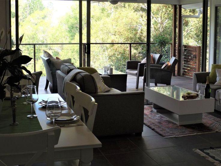 On Burgum Pond - Serenity in, a Maleny Cottage | Stayz