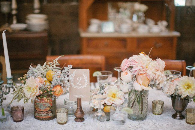 Romantic California Barn Wedding: Dianna + Brian