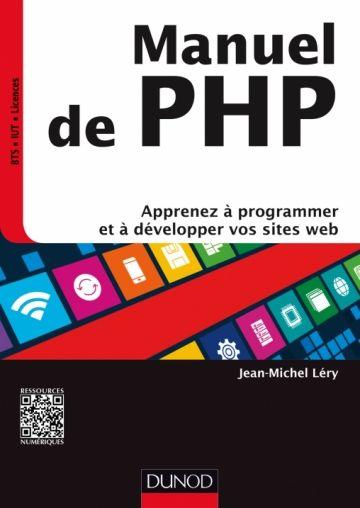Cet ouvrage est destiné aux étudiants des premiers cycles en informatique ainsi qu'à tous ceux qui désirent s'initier au langage PHP. Il aborde la programmation procédurale, la programmation objet, et l'accès aux bases de données MySQL dans le cadre de développements de sites web. Didactique, il est structuré en trois grandes parties :  le langage procédural; le langage objet et l'accès aux bases de données.
