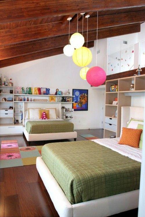 La chambre pour enfants moderne – 20 idées de déco #La #chambre ...