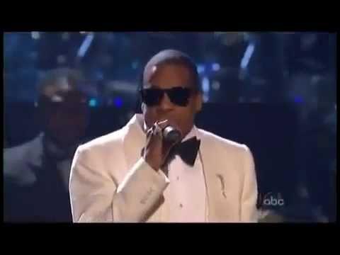 Jay-Z & Alicia Keys Perform Empire State of Mind (AMA's 2009) - YouTube