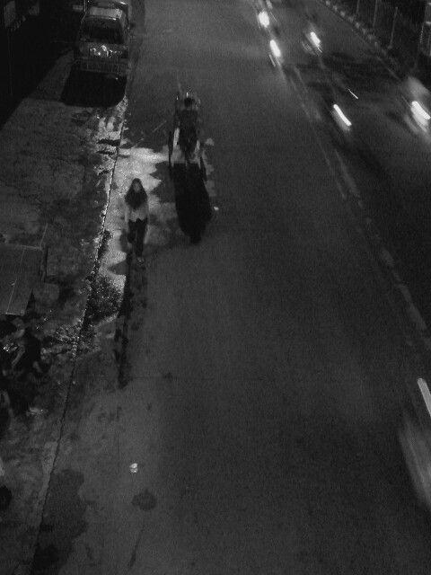 From The Jakarta Midnight