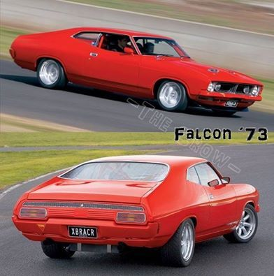 1973 - Ford Falcon XB..Re-pin brought to you by agents of #carinsurance at #houseofinsurance in Eugene, Oregon