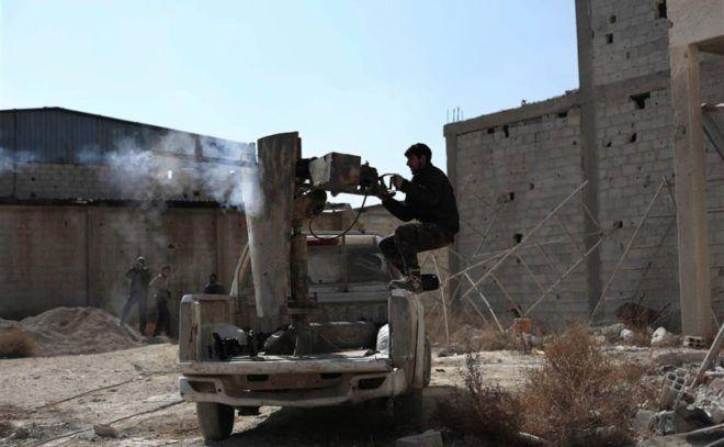 جيش الإسلام ي حصي خسائر النظام خلال الأيام الفائتة في الغوطة Aswan Syria Conflict Syria