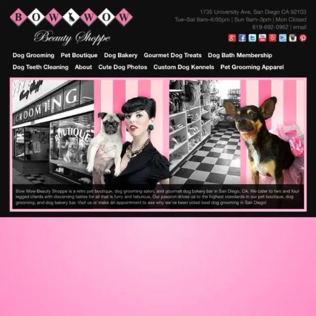 44 best Tour our Shoppe images on Pinterest Bow wow Pet