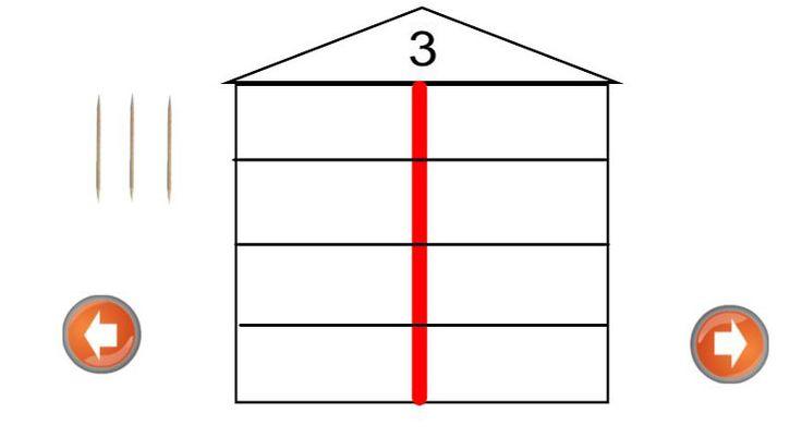 casita de los números para notebook