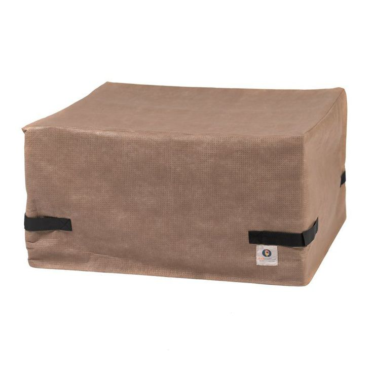 Duck Covers Elite Square Fire Pit Cover - MFPS